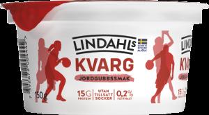 Lindahls_Kvarg_Jordgubb_150g_1