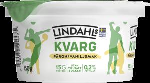 Lindahls_Kvarg_Päron_Vanilj_150g_1