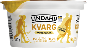 Lindahls_Kvarg_Vanilj_150g_1