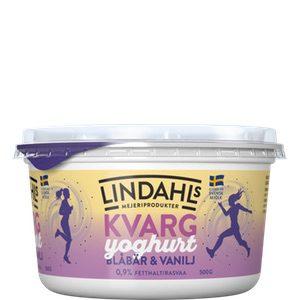 yoghurt med kvarg