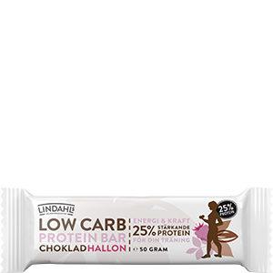 Lindahls proteinbar choklad hallon