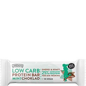 Lindahls proteinbar mintchoklad