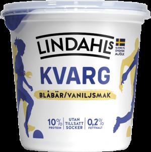 Lindahls_Kvarg_Blåbär_Vanilj_900g_1