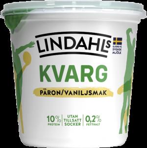Lindahls_Kvarg_Päron_Vanilj_900g_1